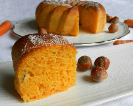 torta di carote e nocciole,torta, cotto e mangiato,carote,nocciole,ricette torte,