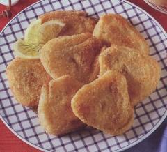 Finocchi impanati e fritti