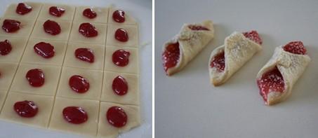 Biscotti pizzicati alla marmellata cotto e mangiato for Cotto e mangiato ricette dolci