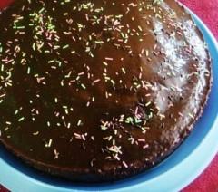 Torta delizia di cioccolato