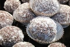 Palline al cioccolato