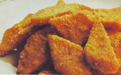 rombi di zucca agli amaretti alla crema,rombi di zucca fritti,zucca dolce fritta,dolcetti di zucca,