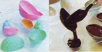 come fare e decorare le uova di pasqua,uova di cioccolato,uova di pasqua fatti in casa,uova fai da te,uova decorate,uova di pasqua,